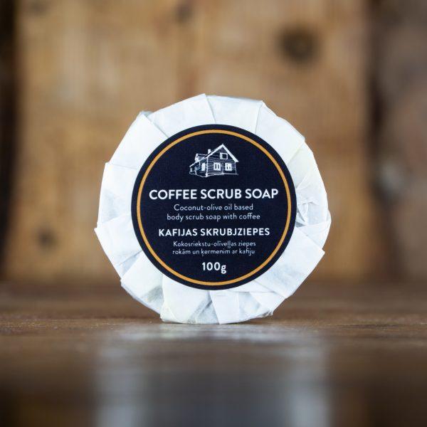 Kafijas skurbjziepes